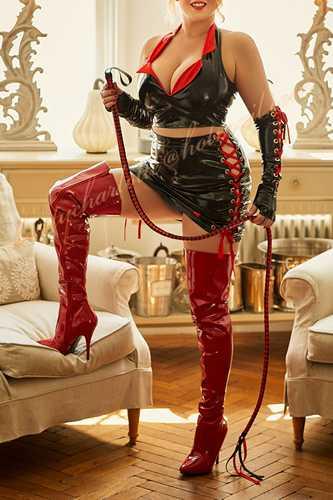 Busty Mistress Charlotte