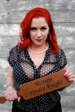 mistress kendra knight