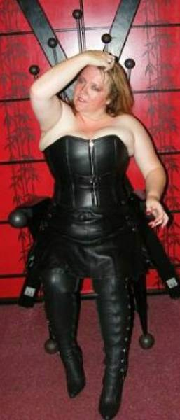 Mistress Pagan Angel