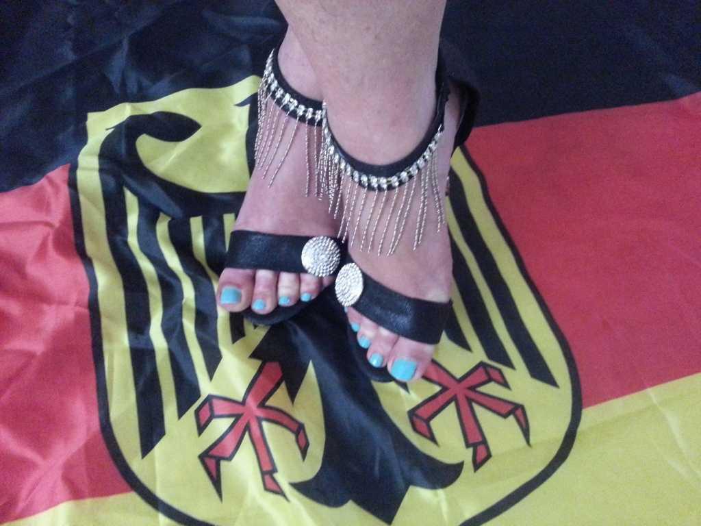 German Mistress Silke