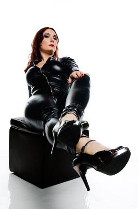 Lady Velvet Steel