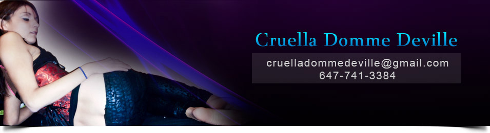 Cruella Domme Deville